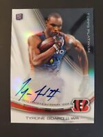 2013 Topps Platinum Rookie Autograph Prism Refractor A-TG Tyrone Goard