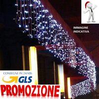 Tenda Luminosa Natalizia TENDA NATALE LUCI 10m x 40 cm 200/300 led PROLUNGABILE