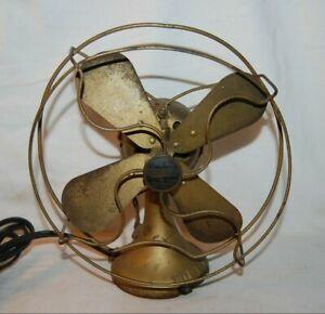 "Antique Emerson 8"" Northwind 44B  Vintage Electric Fan"