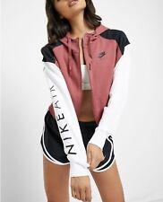 Nike Womens NSW Air Hoodie Large Size Full Zip BB Hoodie Bv4771-661 Genuine