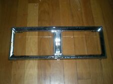 NOS 1982 - 1988 Lincoln Town Car Tail Lamp Bezel RH E0VY-13064-A