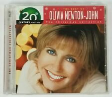 The Best Of Olivia Newton-John The Christmas Collection 20th Century Masters CD