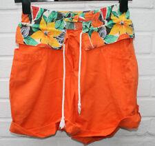 Smart Casual Lavable Tailored Shorts Gris chiné 8-22 1492-9 Nouveau