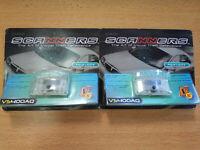 2 Pack of Varad VS400AQ Scanners Aqua LED Theft Deterrent