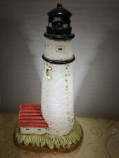 1993 George Lefton Cape Cod Lighthouse Hand Painted