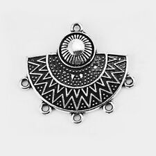 8pcs Chandelier Isharya Charm Connector Pendant for Earring Making Findings