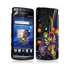 Housse coque étui gel pour Sony Ericsson Xperia Arc / Arc S motif HF05