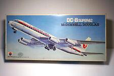 Nitto 1/100 JAL McDonnell Douglas DC-8 Super 62