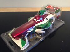 Disney Cars 2 Francesco Cllassic Ridemakerz RC Shell Ridemakers Auto Red White