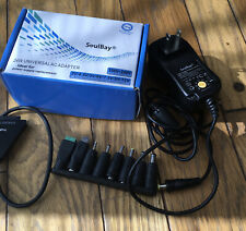 SoulBay 24w Universal Ac Adapter Power Supply Replacement