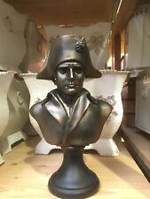 Napoleon Figur Büste Skulptur bronze OPTIK 25 Cm