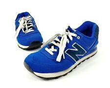 New Balance Men's 574 ML574SYF Dark Blue Lifestyles Shoes Size 8.5 Suede