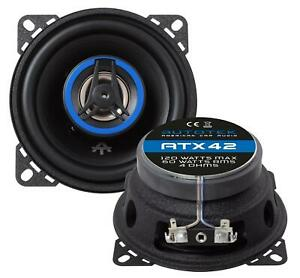 Autotek ATX42 10 cm 2-Wege-Lautsprecher 120 Watt (RMS: 60 Watt)