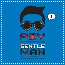 PSY - GENTLEMAN [SINGLE] NEW CD