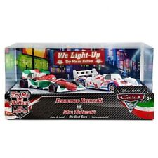 Cars Cars 2 Light Up Francesco Bernoulli vs Shu Todoroki Diecast Car Set