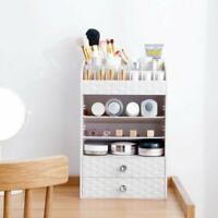 Jewelry Makeup Cosmetic Organizer Storage Box Container Case Drawer Holder Stand