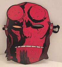HELLBOY Mignola Comic Promo Mask: Face Your Demons 2011 SDCC Exclusive! RARE!