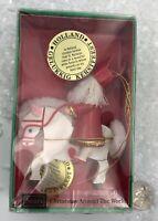 Ornament KURT ADLER 1979 Christmas Around the World HOLLAND In Box SEARS 93293