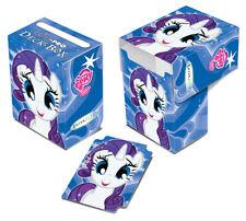 My Little Pony Rarity Deck Box Ultra Pro 84342
