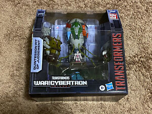 Transformers WFC Quintesson Pit of Judgement Hasbro Pulse Exclusive IN HAND