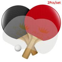 2 Teile/satz Transparent Nicht klebrig Kunststoff Tischtennis Gummi Schutzfolie