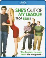 SHE'S OUT OF MY LEAGUE (BLU-RAY) (BILINGUAL) (BLU-RAY)