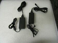 Qty Lot (2) I.T.E. / Verifone Au1360903n Ac Power Supply Adapter