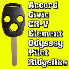 si106 With for  HONDA CIVIC CR-V JAZZ ACCORD ODESSEY S2000 BLANK KEY 1PC