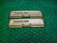 512MB SAMSUNG PC800-40 RIMM RAMBUS RDRAM non-ECC TESTED