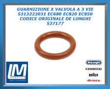 GUARNIZIONE X VALVOLA A 3 VIE 5313222031 EC680 EC820 EC850 537177 DE LONGHI ORIG