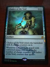 1 x Foil MTG Chalice of the Void Magic The Gathering Masters 25 Set Foil MINT