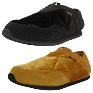 Teva Womens Ember Moc Velvet Slipper Sneaker Shoes