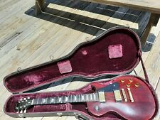 Gibson Les Paul Studio Electric Guitar - Wine Red