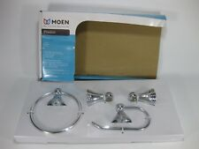 MOEN Preston Collection 3 Piece Bath Accessory Kit DN8433CH
