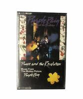 Prince And Revolution – Purple Rain Soundtrack Warner Cassette Tape (9251104)