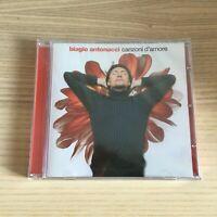 Biagio Antonacci _ Canzoni d'Amore _ CD Album _ 2010 editoriale NUOVO SIGILLATO