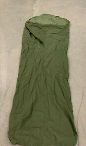 Genuine British Army Issue Gore-Tex Bivvy / Bivi Bag - In Olive Green