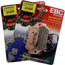 EBC FA188HH Sintered Motorcycle Brake Pads Set X2