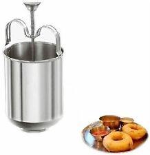Doughnut Donut Maker Stainless Steel Stand Menduwada Meduwada Maker Dispenser