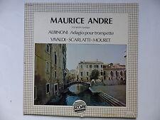MAURICE ANDRE ALBINONI VIVALDI SCARLATTI MOURET SCO 8501
