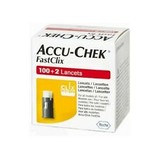 Accu-Chek FastClix Lancets 102ct - Sealed in Box!