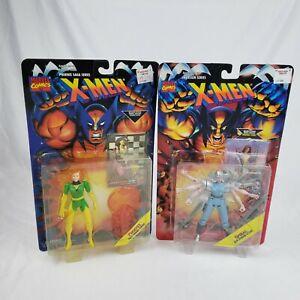 *NEW IN BOX* SEALED Marvel X-Men Phoenix and Spiral Action Figure ToyBiz 1995