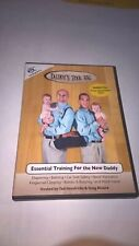 New Daddy's Tool Bag Newborn Care Home Improvement Style Essential Training Dvd