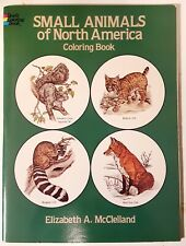 Small Animals Of North America by Elizabeth A. McClelland