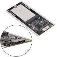 ZOMY HD6015 B Key M.2 NGFF SATA SSD to USB3.0 Converter Adapter Card JSM578 Chip