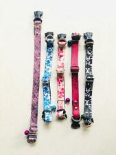 Pet Collar Dog Neck Cat Fabric Bell Adjustable High Quality Safety Buckle Strong