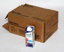 Ensure Original Strawberry 8 oz therapeutic Nutrition Shake 24 cartons