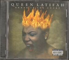 QUEEN LATIFAH Order in the Court NEW CD 15 track 1998 MOTOWN