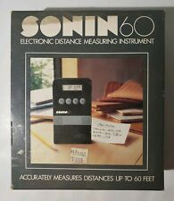 Vintage 70s/80s Sonin 60 Electronic Measuring Instrument - NEW IN BOX