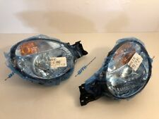 New Subaru Impreza Genuine Bug Eye LHD Headlights 2001-2002 Old Stock WRX